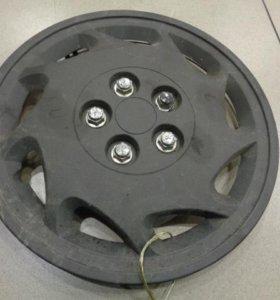 14 колпак колесный  Форд Фокус 1 1998-2004.