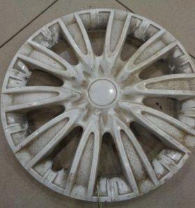 15 колпак колесный  Рено Меган 2 2002-2009.