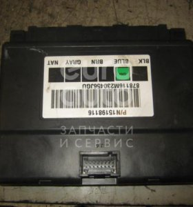 Блок электронный Chevrolet Tahoe II 2000-2006; (15198116)