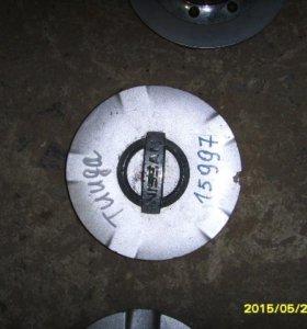 Колпак декоративный легкосплавного диска  Ниссан Тиида С11 2007-2014.