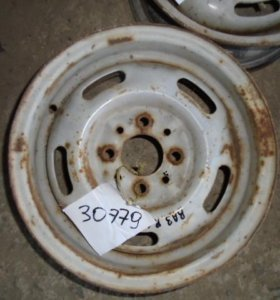 13 диск колесный штампованный  ВАЗ 2110 1995-2007.