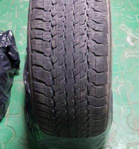 Летняя резина Dunlop grandtrek AT 22, 285/60/18