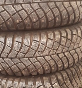 Колеса зимние R16 на Ниву