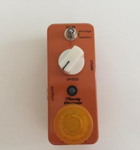 Mooer Ninety Orange Phaser