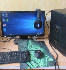 Компьютер на intel core i5 (полный комплект)