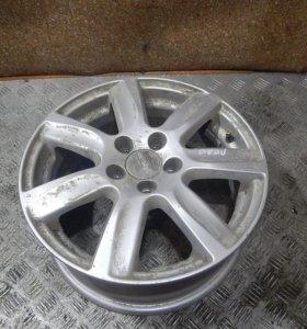 Диск колесный литой, Диски-R15 5Х100