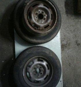 Колеса r13 с дисками