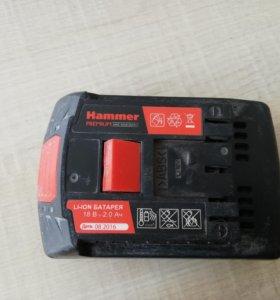 Батарея для шуруповёрта