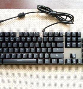 Механическая клавиатура Motospeed CK104 blueswitch