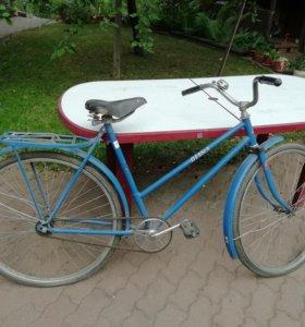 Велосипед. Взрослый, дамский