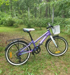 Велосипед детский Merida chica 20