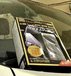 Silane Guard - жидкое стекло для авто