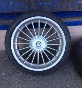 Alpina R21 и R18