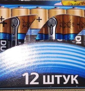 Новые Батарейки ААА