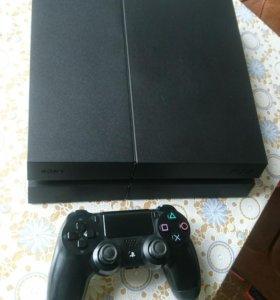 PS4 500 гб игровая приставка
