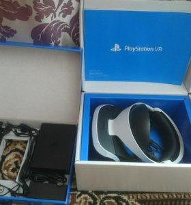 PS4 VR гарнитура