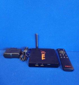 Тв-приставка ТТК Android TV Box CX-R9 SB-214