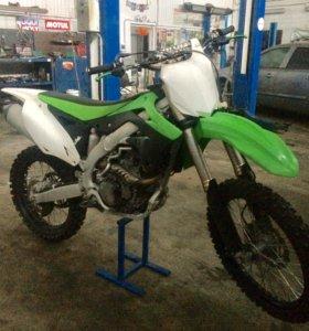 Kawasaki kx450-f