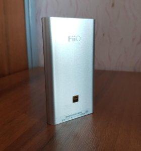 Цифровой плеер Hi-Fi FiiO X1-II Silver
