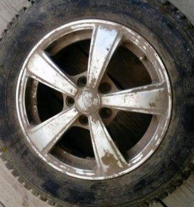 Диск форд 15
