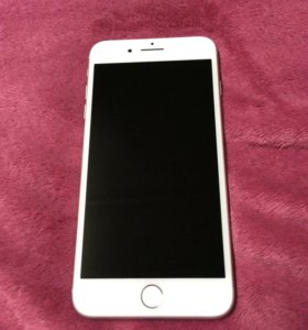 Apple iPhone 8 Plus 64GB (серебряный)