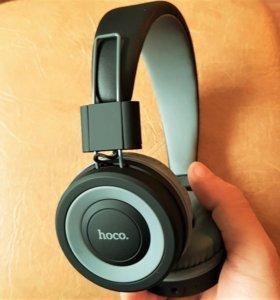 Классные беспроводные bluetooth наушники Hoco W16
