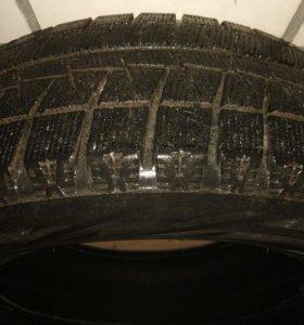 Шины Bridgestone 215/60 R17 комплект - 4шт
