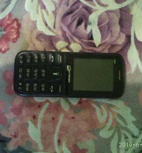 Телефон на 2 СИМ карты.