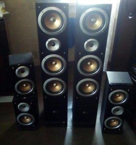 Колонки 5.0 Pure Acoustics QX-900