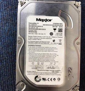 500GB Maxtor SM3500418AS 3.5 дюйма (259406)