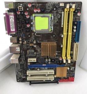 MB ASUS P5QPL-AM (LGA775, DDR II, mATX) (253525)