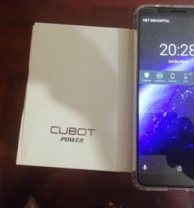 CUBOT Power 128ГБ/6ГБ