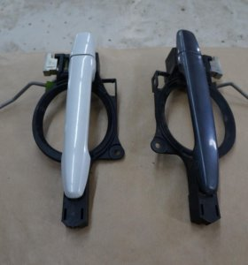 Ручки задние Lancer X