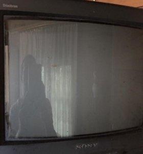 Телевизор SONY 37см
