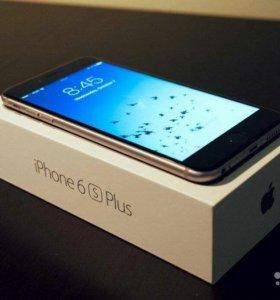 Продам обменяю айфон 6s plus