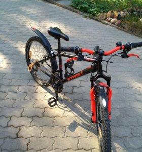 Велосипед BTWIN rockrider 500