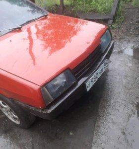 ВАЗ (Lada) 2108, 1991