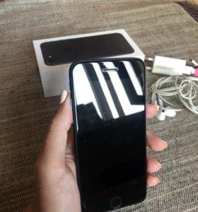 iPhone 7 Black 128 GB оригинал