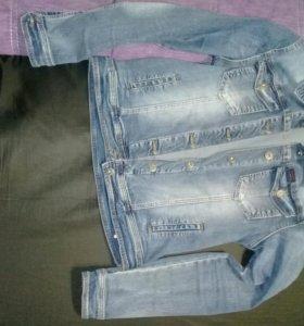 новая джинсовка