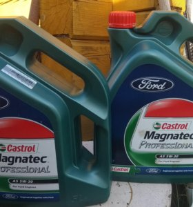 Масло Castrol ford