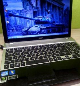 Игровой ноутбук Core i5 3210M/Ge Force 630M/500Gb