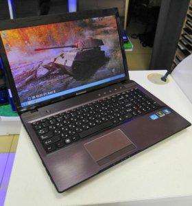 Lenovo Z570 intel Core i7-2670QM Nvidia GT540 2Gb