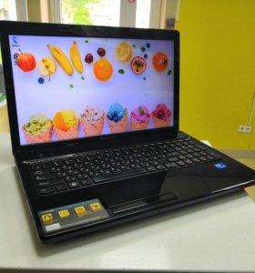 Lenovo G580 на Intel Pentium 2020M 2x2.40Ghz 2Gb