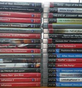 Эксклюзивы для PS 3