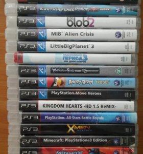 Детские игры для PS 3