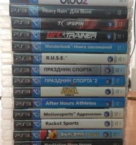 Игры для PS 3 Move