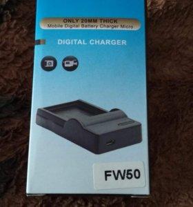 Зарядник для видеокамеры