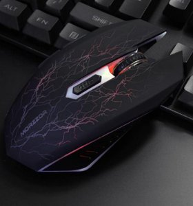 Новая игровая мышь MORZZOR