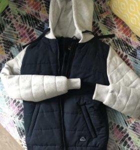 Новая куртка Kappa оригинал