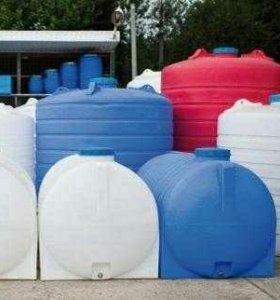 Бак,Бочка, емкость, бассейн для питьевой воды
